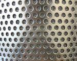 焼結金網 パンチングメタル 同時焼結 接合
