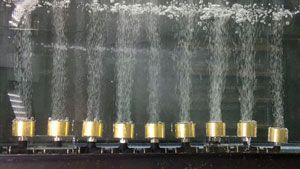 気体(ガス)配管のみサブミリバブリングノズル