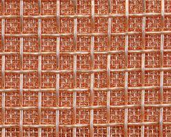 純銅積層焼結金網(新素材)