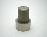 SUS製焼結金属フィルターエレメントの同時焼結(フレームアレスター)
