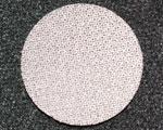 焼結金網の形状加工