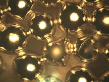 焼結金属フィルター 気孔形状