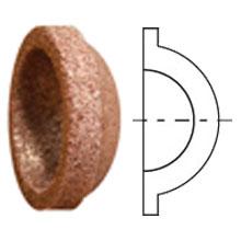 銅焼結体の切削加工