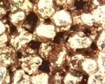 銅焼結体の焼結