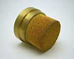 ブロンズ焼結金属フィルターエレメントの同時焼結(フレームアレスター)