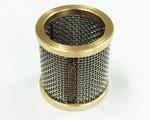 金網を3層構造にしシーム溶接を施したストレーナー