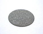 ステンレス製焼結金属フィルターエレメントの円板