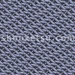 焼結金網に使用する平畳織金網の3次元イメージ