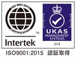焼結金属・多孔質金属専門メーカー焼結.comはISO9001:2015認証取得
