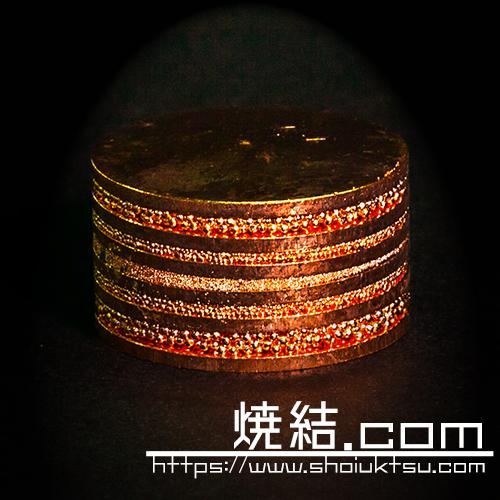 銅粉末を焼結処理した多孔質金属