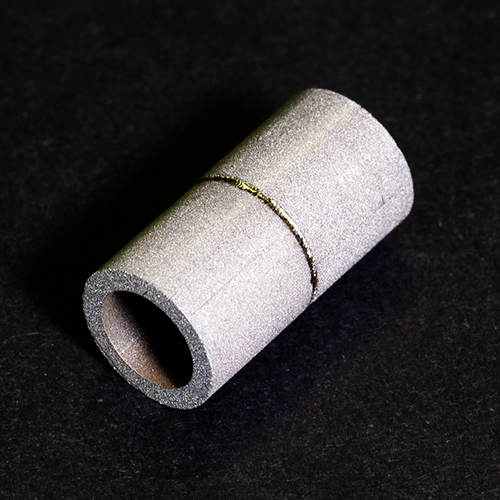 焼結金属の溶接
